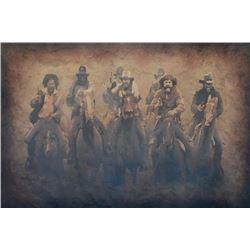 Rob Stern, Riders 40x60