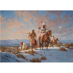 Gary Lynn Roberts, Montana Moon