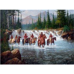 Gary Lynn Roberts, Big Rock Falls