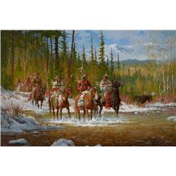 Gary Lynn Roberts, Moose Creek