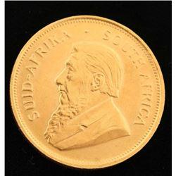 1972 Gold Krugerrand