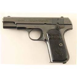 Colt 1908 Hammerless .380 ACP SN: 72452