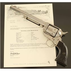 Colt Single Action Army .32 WCF SN: 145039