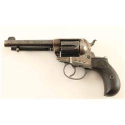 Colt 1877 Lightning .38 Cal SN: 145728