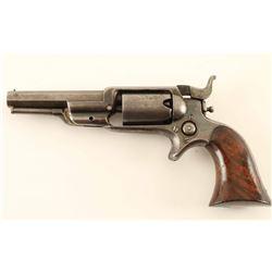 Colt 1855 Sidehammer .28 Cal SN: 15490