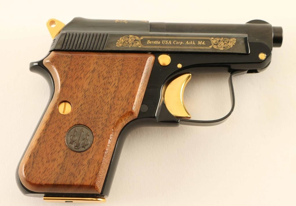 Beretta 950 Bs 25 Auto Sn Daa032931