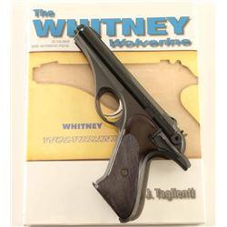 Whitney Wolverine .22 LR SN: 34092