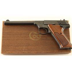 Colt Huntsman .22 LR SN: 015732S