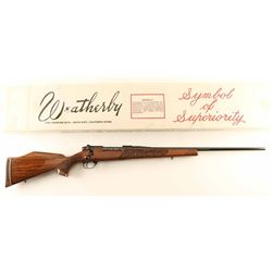 Weatherby Mark V .270 Wby Mag SN: H267941