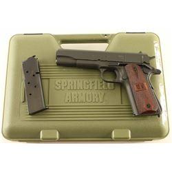 Springfield 1911-A1 .45 ACP SN: WW32216