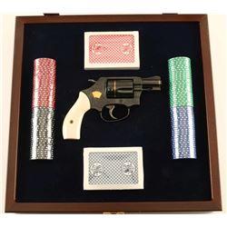 Smith & Wesson 36-10 'Texas Hold'em' 38 Spl