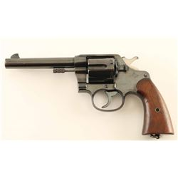 Colt Army Model 1909 .45 LC SN: 48793