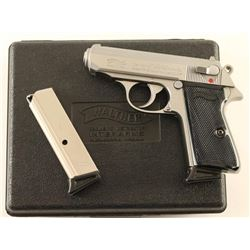 Walther PPK/S .380 ACP SN: S122873