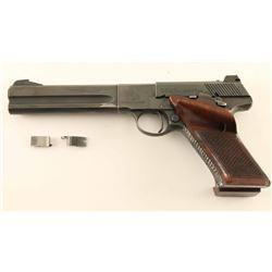 Colt Woodsman Match Target .22 LR SN 9960-S