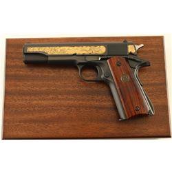 Colt Gov't Model Sam Colt Commemorative .45 ACP