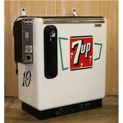 1954 7up Ideal Slider Machine