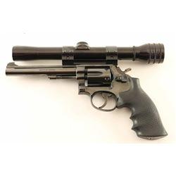 Smith & Wesson 17-2 .22 LR SN: K734070