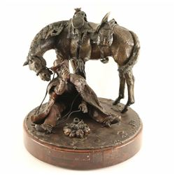 Original Bronze by H. Grace