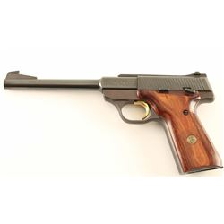 Browning Challenger II .22 LR SN 655RR06595