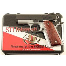 STI International Escort 9mm SN: KF16132