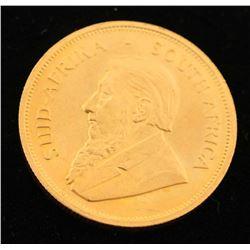1977 Gold Krugerrand
