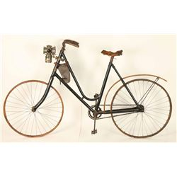 1897 Crescent Western Wheel Works Bicycle