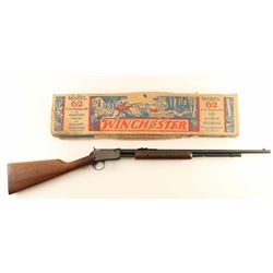 Winchester Model 62A .22 Short SN: 297452