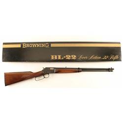 Browning BL-22 .22 S/L/LR SN: 71B39743