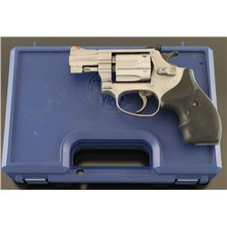 Smith & Wesson 651-1 .22 Mag SN: BSZ5963