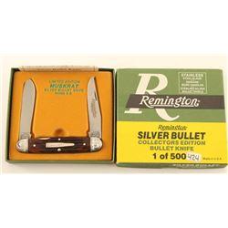 Remington Silver Bullet Knife