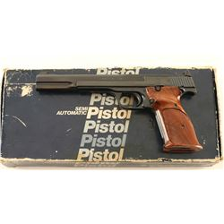 Smith & Wesson 41 .22 LR SN: A798291