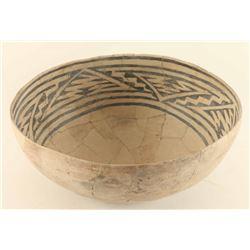 Prehistoric Anasazi Virgin River Bowl