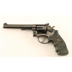 Smith & Wesson K-22 Masterpiece .22 LR