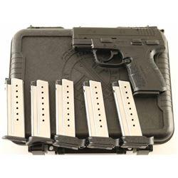 Springfield XDE-9 9mm SN: HE911473