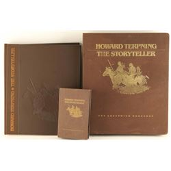 """""""Howard Terpning The Storyteller"""" Book"""