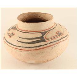 Prehistoric Kwakina Polychrome Olla