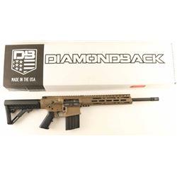 Diamondback DB10 .308 SN: DB-4014811