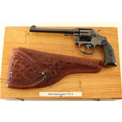 Colt Police Positive .38 Colt SN: 62862