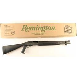 Remington 1100 Tactical 12 Ga SN: RS96495K