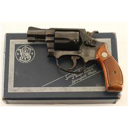 Smith & Wesson 36 .38 Spl SN: 662313
