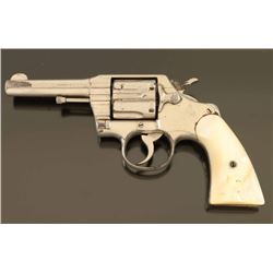 Colt Army Special .32-20 SN: 354615