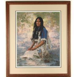 Fine Art Print by Howard Terpning