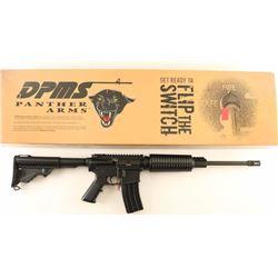 DPMS A-15 5.56mm SN: DNWC067903