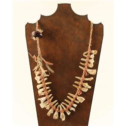 Bear Tooth Necklace