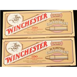500 Rounds of Winchester .22 WRF Ammo