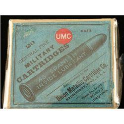 U.M.C. .43 Spanish Ammo