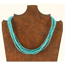 Ten Strand Beaded Turquoise Necklace