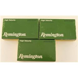 60 rounds of Remington .264 Win Mag Ammo