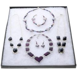 Lot of Ladies Fashion Jewelry