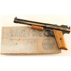 Benjamin No. 137 Air Pistol .177 Cal
